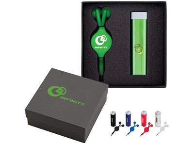 earbuds power bank