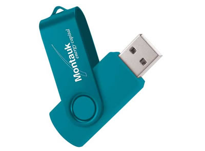two tone flash drive