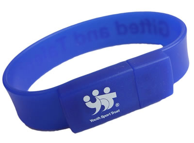 Wristband Flash Drives